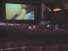 Gefingert im kino Im Kino