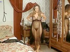 Christina von Blanc  nackt