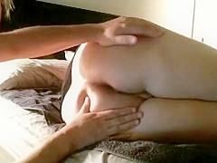 cute german wife first time anal trying