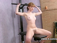 Nackt  Brooke Johnson Brooke Johnson