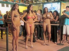 Nude Fashion Show Bikini Video Wok Onlai