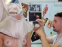 Sonia Vareuil  nackt