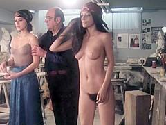 Dayle Haddon  nackt