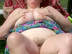 Horny Amateur video with bbw scenes
