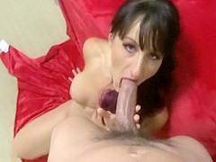 Grey haired woman sucking dick Woman With Gray Hair Sucks On Dick Pornzog Free Porn Clips