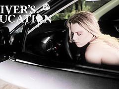 Aubrey Sinclair in Driver's Education - PureTaboo