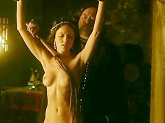 Scenes nude Actresses with