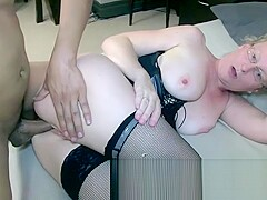 Creampie cathy 'I bedded