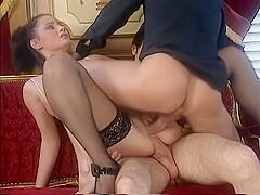 I made a sexy amatur porn video clip with a horny guy