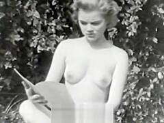 Naked women 1970s