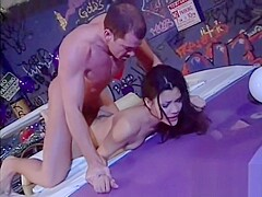 Adriana Sage  nackt