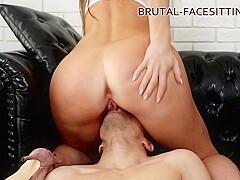 Brutal Face Sitting