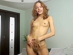 Manita in Amateur Movie - AtkHairy - PornZog Free Porn Clips