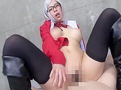 Porn cosplay prison school Prison School